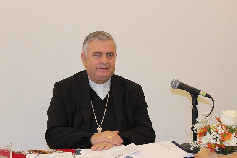 Encuentro Superiores Mayores con Mons. Rodríguez Carballo