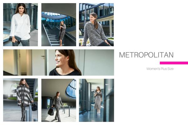Metropolitan Plus Size Collection