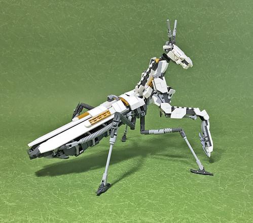 LEGO Mech  Mantis ver2-05