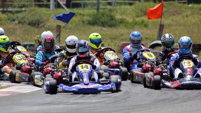 4 Etapa do Campeonato Baiano de Kart. www.esportenarede.com.br