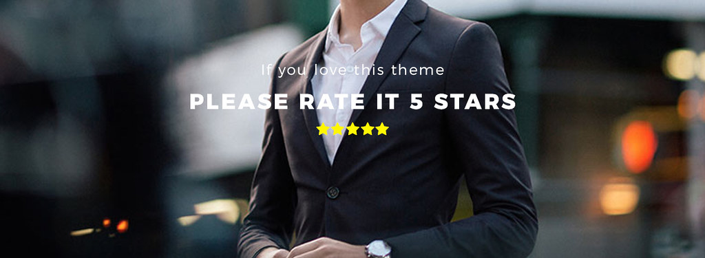 prestashop theme 1.7 fashion for men