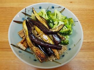 Miso-Glazed Japanese Eggplant