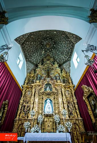 Lebrija - Parroquia Santa María de Jesús