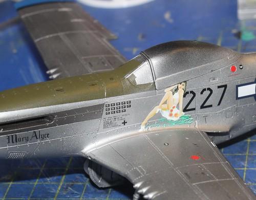 N.A. P-51D Mustang, Airfix 1/48 - Sida 4 42374093000_35bc6e2ec0