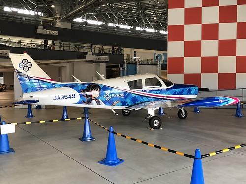 パイパー PA-28 チェロキー JA3649 IMG_0812