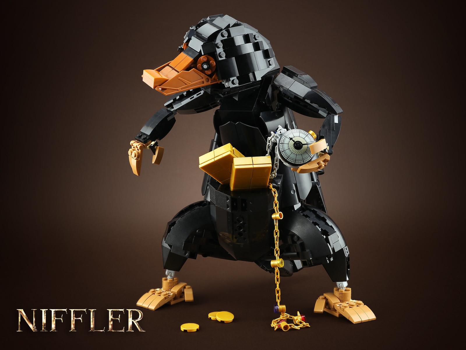 niffler lego moc