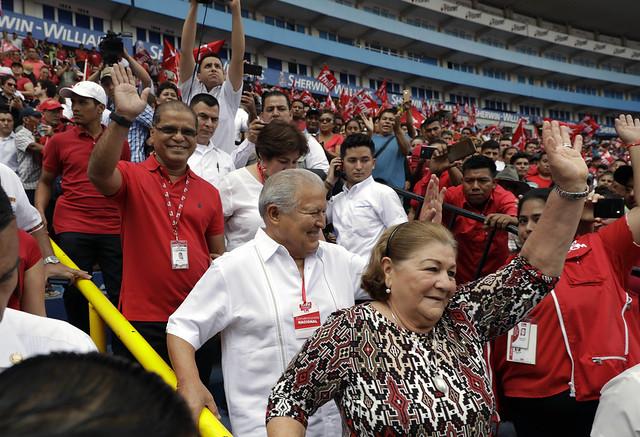 XXXVI Convención Nacional FMLN 01