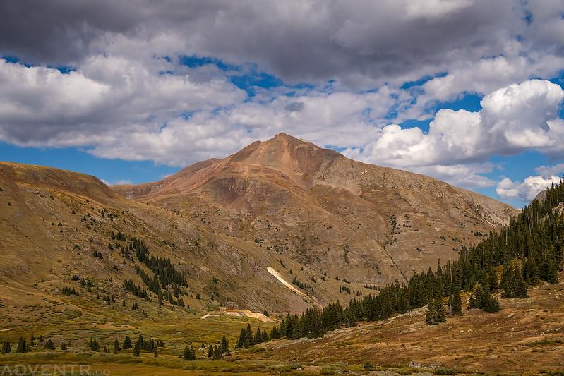 Animas Forks Mountain View