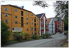 Trondheim - Bryggen