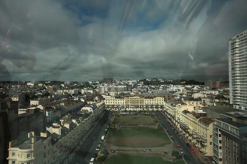 BA i360: la vista sulla città
