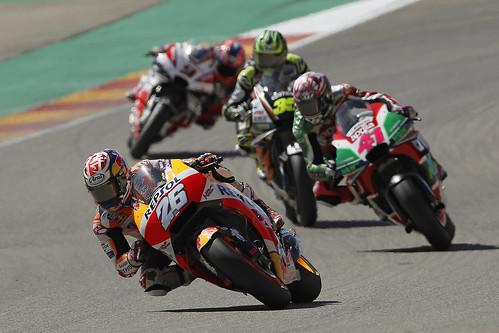 Gran Premio de Aragón 2018. Carrera MotoGP