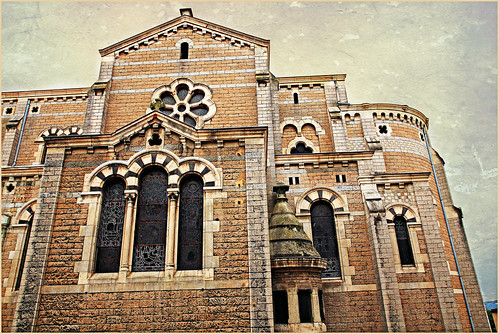 Église Saint-Symphorien de Trévoux, Ain, Auvergne-Rhône-Alpes, France