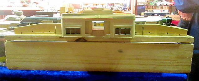 Art Deco Model, Railway Station