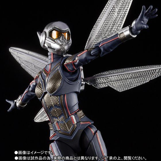 S.H.Figuarts Wasp (Ant-Man and the Wasp)