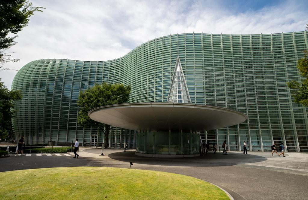 The National Art Center,Tokyo 2