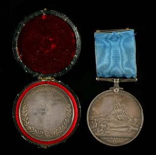Life Saving Benevolent Association of New York Medals 1