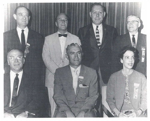 PNG dealers 1964 group photo