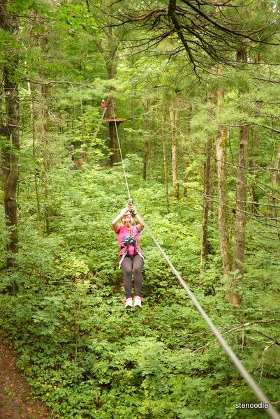 Treetop Trekking Garanarska