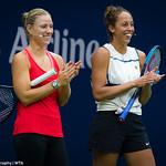 Angelique Kerber, Madison Keys
