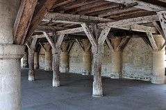 Les Halles at Fère-en-Tardenois - Photo of Courmont