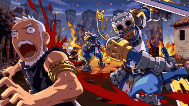 Dragon Marked For Death ストーリー