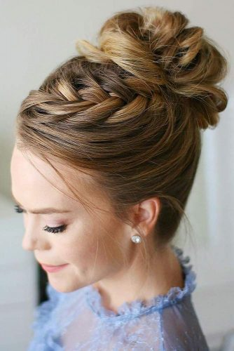 The Best Updos For Beauty Women Full Collection 2019