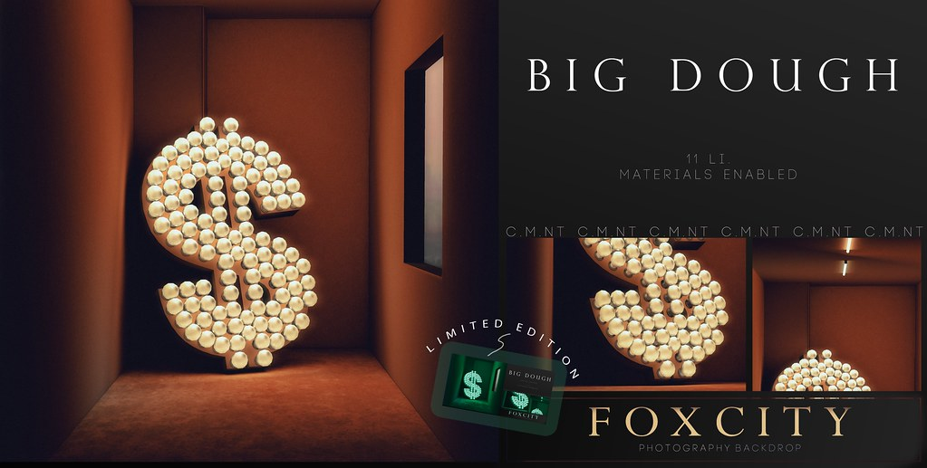 FOXCITY. Photo Booth – Big Dough @ Limit8