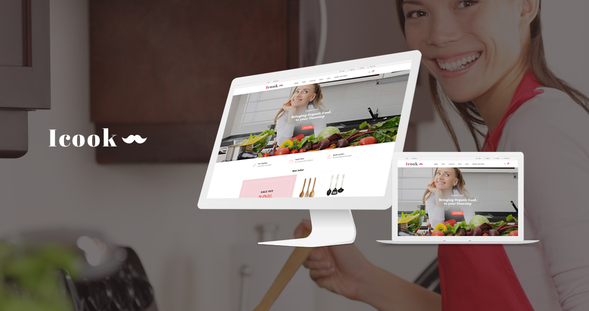 Leo ICook Prestashop Theme - Kitchen Tool, Cookware, Kitchenware