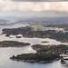 Final approach in Bergen, Norway by gc232