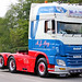 PF16UAX 2016 DAF XF operated by M.J May Transport.
