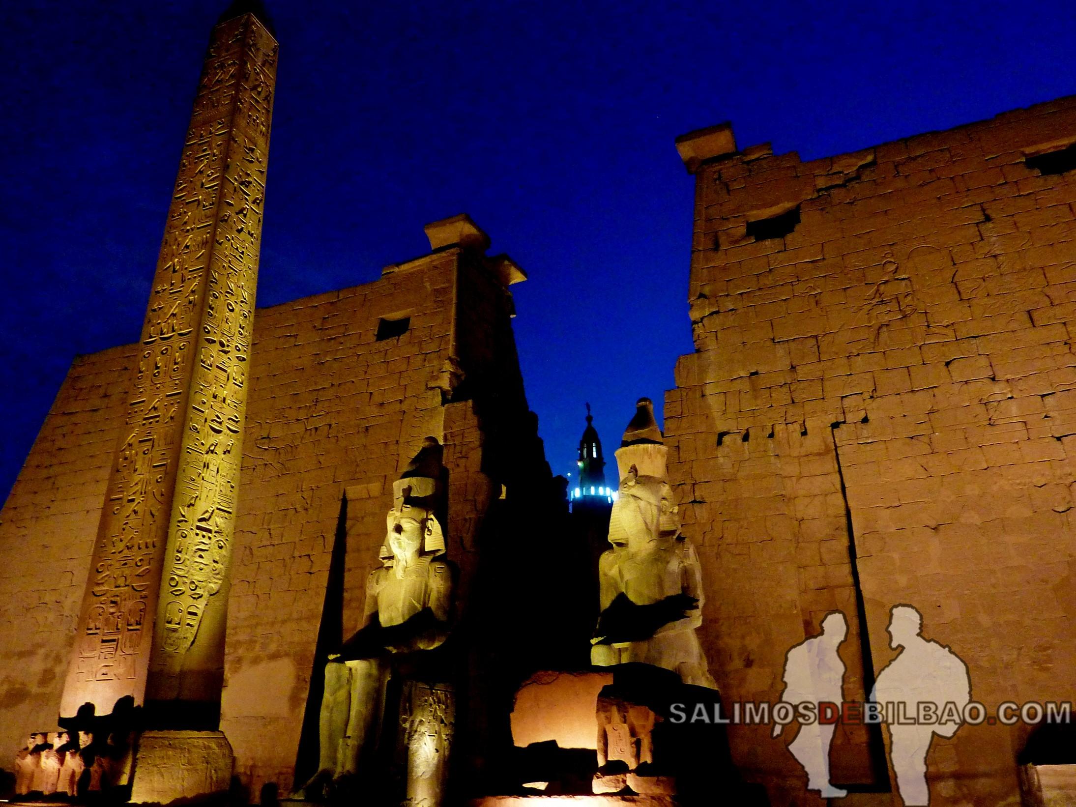 0753. Templo de Luxor