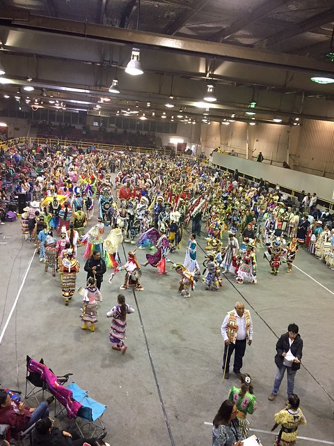 Samson Pow Wow - Aug 12, 2018