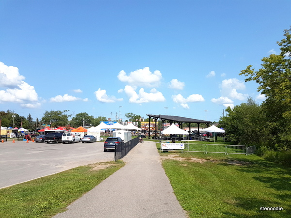 Stouffville County Ribfest Memorial Park