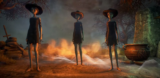 We Happy Few - The Witches