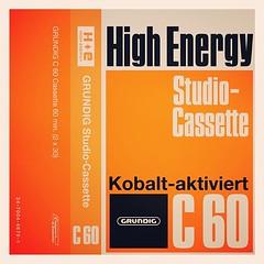 Cassettes: Grundig Kobalt Aktiviert Studio Cassette C60
