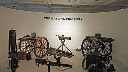the gatling principle