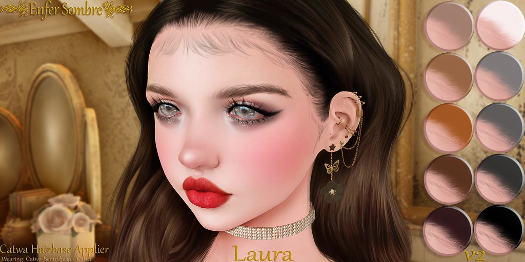 Laura Hairbase @Blush