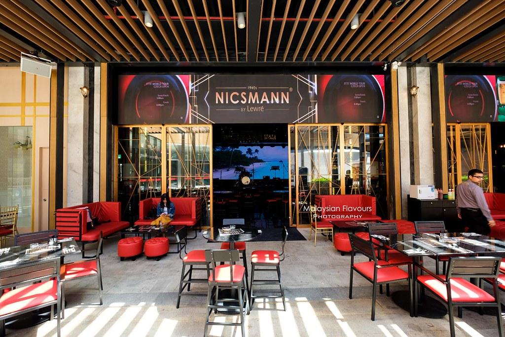 Nicsmann 1940s byLewré Sky Avenue