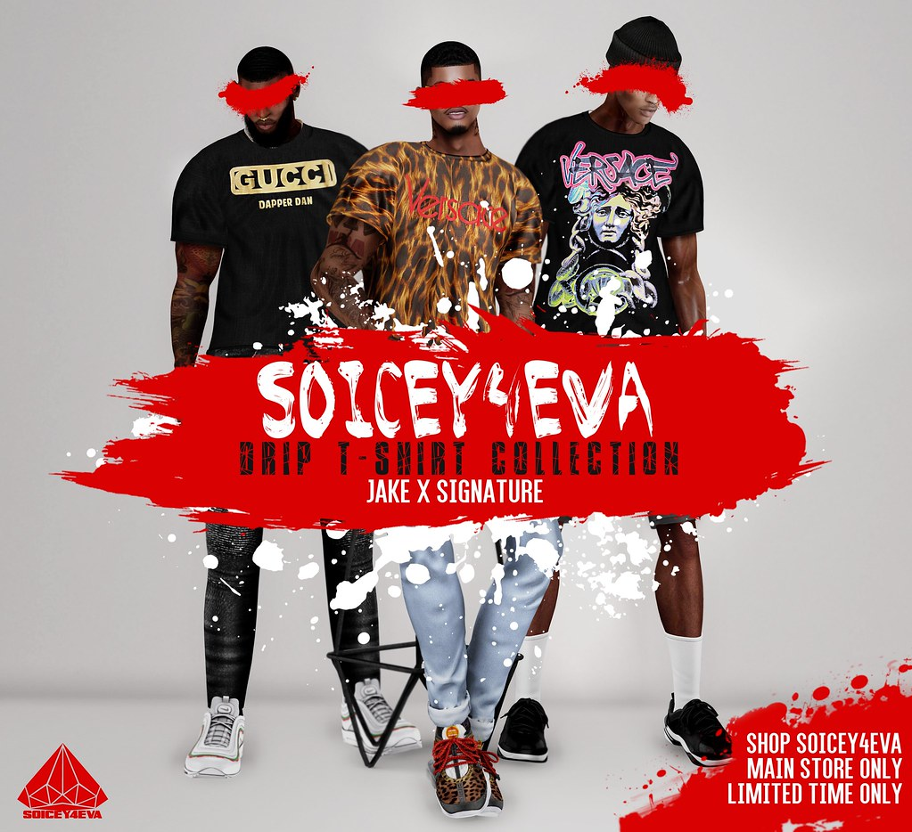 💎SOICEY4EVA💎  ☔️DRIP T-Shirts👕 Now Available! - TeleportHub.com Live!