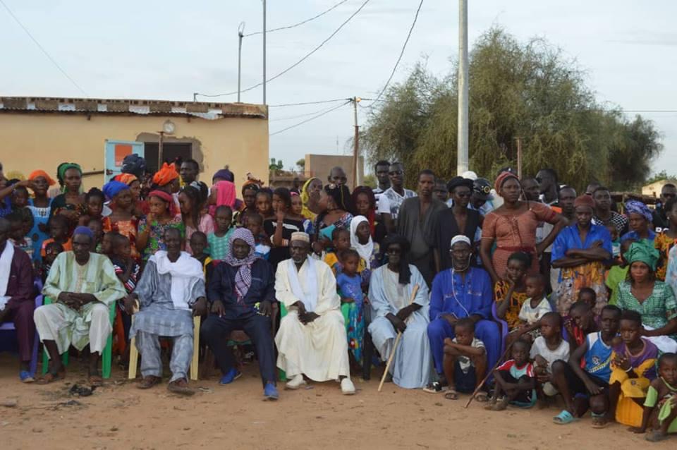 Meeting à Ganguel Soulé, Réélire Macky Sall derrière Daouda Dia (1)