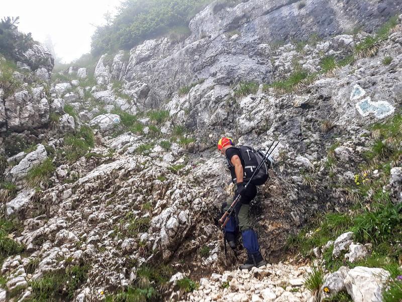 Drumetie in Piatra Craiului - Zarnesti-Creasta Nordica (18)