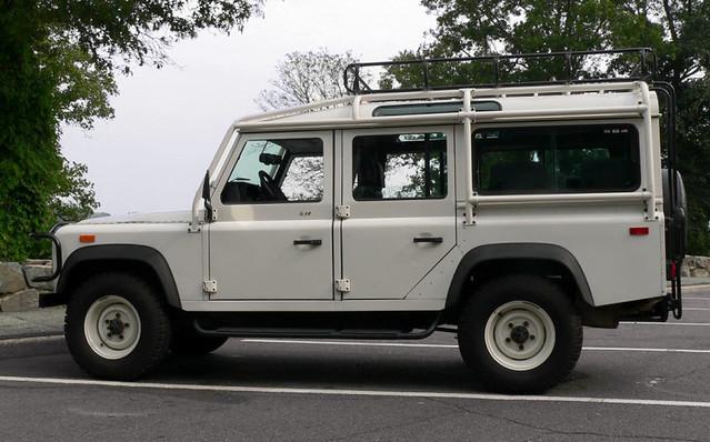 Land Rover 12 J, Panasonic DMC-FZ20