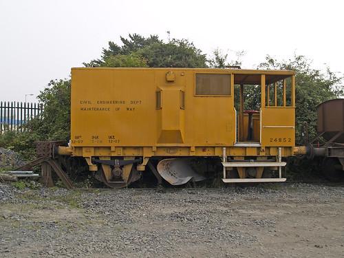PWD 24852 at Portarlington 25-Sept-08