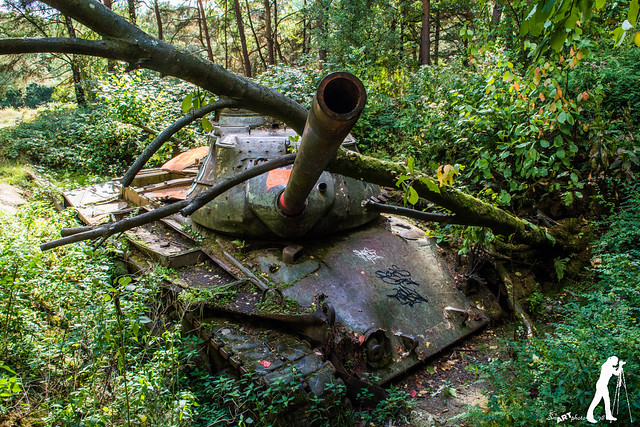Lost Places: Lost Tank