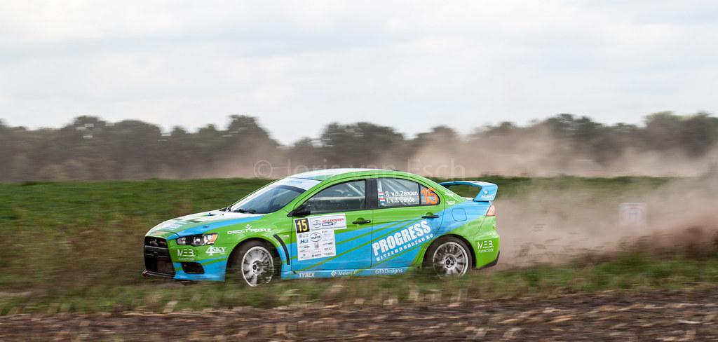 VDZ Racing @ Hellendoorn Rally 2018