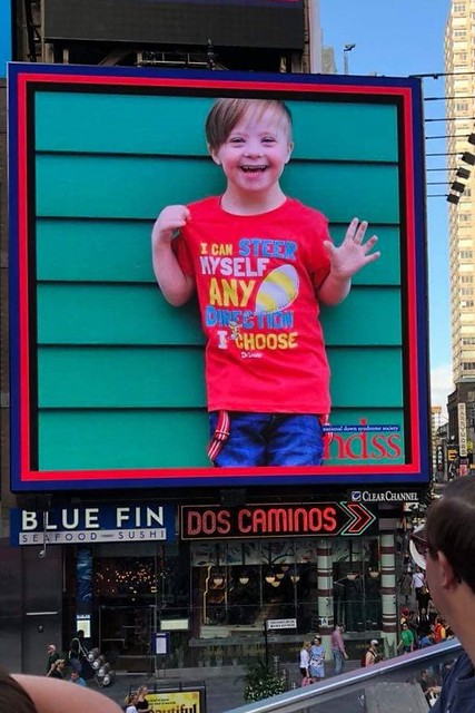 NDSS Times Square Video Presentation 2018