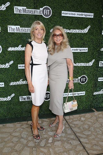 Liz Peek and Eleanora Kennedy