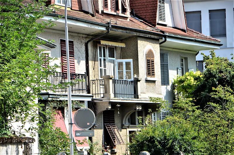 Greibengasse House