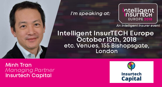 Speaking at Insurtech Conference