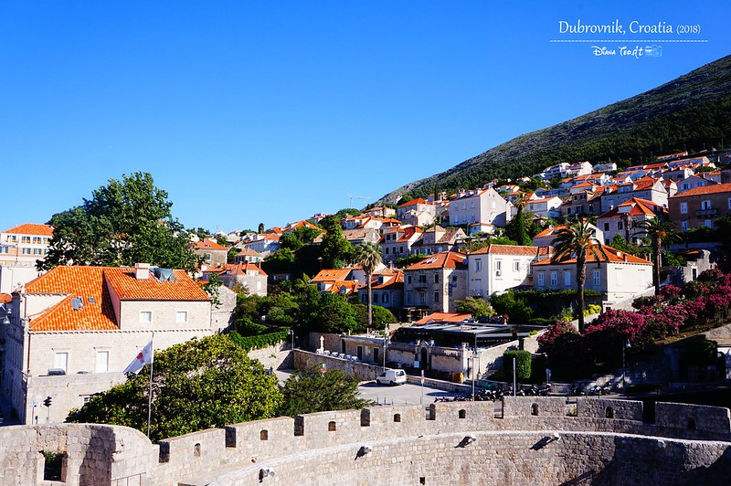 2018 Croatia Walls of Dubrovnik 02